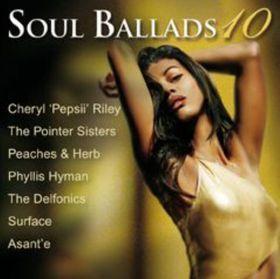 Soul Ballads 10 - Various Artists (CD)