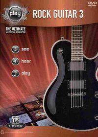 Rock Guitar 3 - (Region 1 Import DVD)
