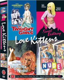 Love Kittens:Four Sexy Classics from - (Region 1 Import DVD)