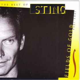 Sting - Fields Of Gold - Best Of Sting 1984-1994 (CD)