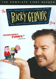 Ricky Gervais Show:Complete First Ssn - (Region 1 Import DVD)
