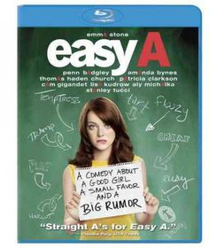 Easy a - (Region A Import Blu-ray Disc)