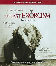 Last Exorcism - (Region A Import Blu-ray Disc)