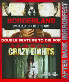 Borderland/Crazy Eights - (Region A Import Blu-ray Disc)