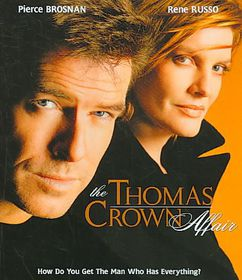 Thomas Crown Affair - (Region A Import Blu-ray Disc)