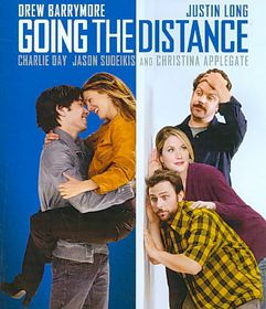 Going the Distance - (Region A Import Blu-ray Disc)