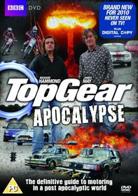 Top Gear Apocalypse (inc. Digital Copy) - (parallel import)