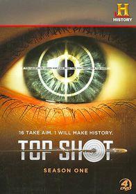 Top Shot:Complete Season 1 - (Region 1 Import DVD)