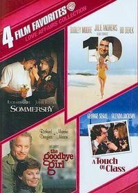4 Film Favorites:Love Affairs - (Region 1 Import DVD)