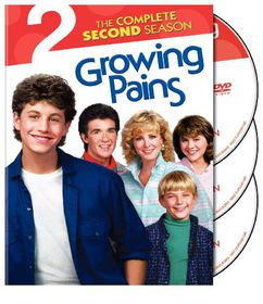 Growing Pains:Complete Second Season - (Region 1 Import DVD)