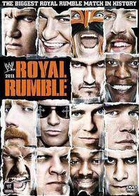 Royal Rumble 2011 - (Region 1 Import DVD)