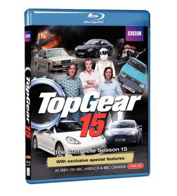 Top Gear 15 - (Region A Import Blu-ray Disc)