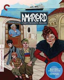 Amarcord - (Region A Import Blu-ray Disc)