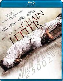 Chain Letter - (Region A Import Blu-ray Disc)