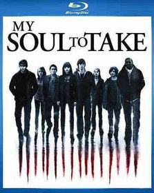 My Soul to Take - (Region A Import Blu-ray Disc)