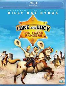 Luke and Lucy:Texas Rangers - (Region A Import Blu-ray Disc)