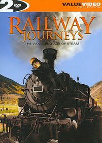 Railway Journeys:Vanishing Age of Ste - (Region 1 Import DVD)