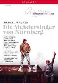 Wagner / Bayreuth Festival Orch / Sebastian - Die Meistersinger (DVD)