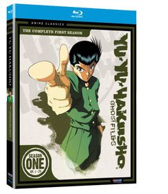 Yu Yu Hakusho:Season One - (Region A Import Blu-ray Disc)