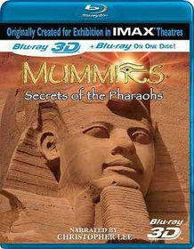 Mummies:Secrets of Pharoahs 3d (Imax) - (Region A Import Blu-ray Disc)