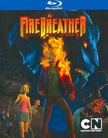 Firebreather - (Region A Import Blu-ray Disc)