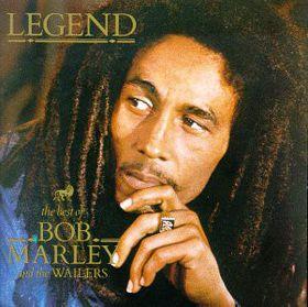 BOB MARLEY - LEGEND (REMASTERED) - (CD)
