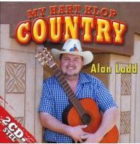 Alan Ladd - My Hart Klop Country - 2 CD Stel