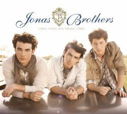 Jonas Brothers - Lines, Vines & Trying Times (CD)
