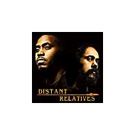 "Nas, Damian ""jr.gong"" Marley - Distant Relatives (CD)"