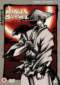 Ninja Scroll: Collection - (Import DVD)