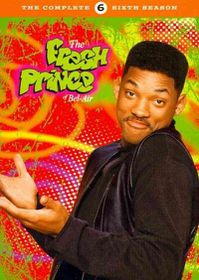 Fresh Prince of Bel Air:Comp Ssn6 - (Region 1 Import DVD)