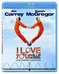 I Love You Phillip Morris - (Region A Import Blu-ray Disc)