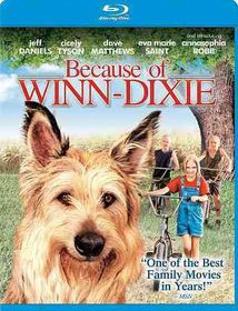 Because of Winn Dixie - (Region A Import Blu-ray Disc)