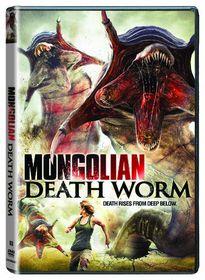 Mongolian Death Worm - (Region 1 Import DVD)