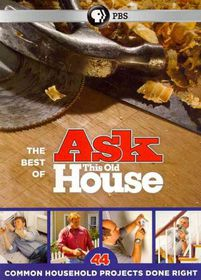 Best of Ask This Old House:44 Common - (Region 1 Import DVD)