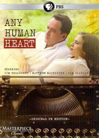 Masterpiece Classic:Any Human Heart - (Region 1 Import DVD)