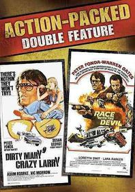 Dirty Mary Crazy Larry/Race with the - (Region 1 Import DVD)
