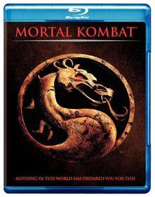 Mortal Kombat - (Region A Import Blu-ray Disc)