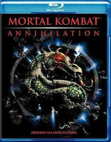 Mortal Kombat:Annihilation - (Region A Import Blu-ray Disc)