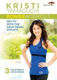 Kristi Yamaguchi:Power Workout - (Region 1 Import DVD)