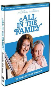 All in the Family:Complete Ninth Season - (Region 1 Import DVD)