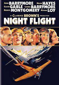 Night Flight - (Region 1 Import DVD)