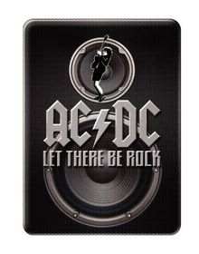 Ac/Dc:Let There Be Rock (Ltd Coll Ed) - (Region A Import Blu-ray)