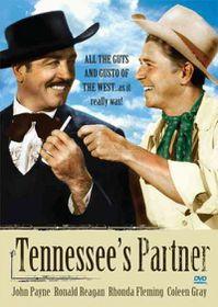 Tennessee's Partner - (Region 1 Import DVD)