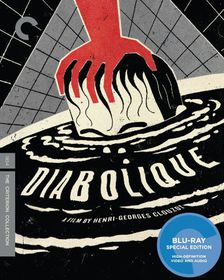 Diabolique - (Region A Import Blu-ray Disc)