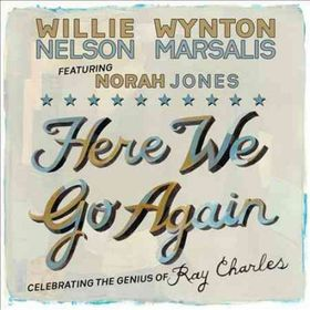 Nelson, Willie / Marsalis, Wyton / Jones, Norah - Here We Go Again (CD)