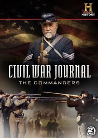 Civil War Journal:Commanders - (Region 1 Import DVD)