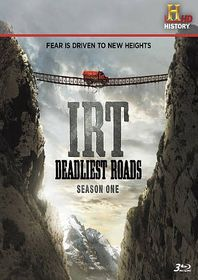 Irt Deadliest Roads:Season 1 - (Region A Import Blu-ray Disc)