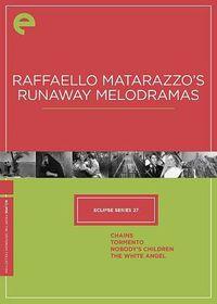 Eclipse 27:Raffaello Matarazzo's Runa - (Region 1 Import DVD)