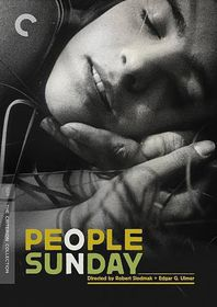 People on Sunday - (Region 1 Import DVD)